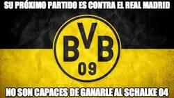 Enlace a El Borussia no es capaz de ganar al Schalke 04