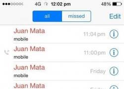 Enlace a El teléfono de Mourinho otra vez tras el derbi de Manchester