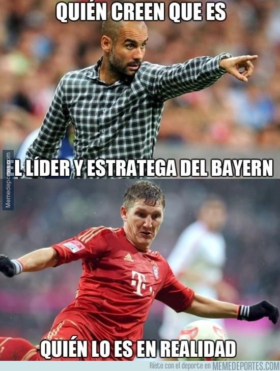 288556 - Líder y estratega del Bayern Munich