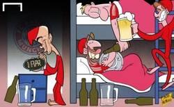 Enlace a El Bayern celebra la Bundesliga y ya piensa en el Manchester