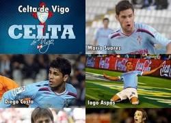 Enlace a Celta de Vigo, la cantera del buen fútbol