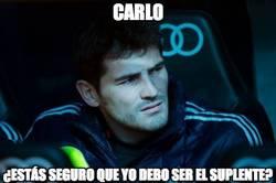 Enlace a Diego López se está deshinchando como portero del Madrid