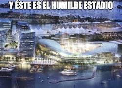 Enlace a El humilde estadio de Beckham en Miami