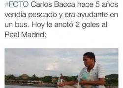 Enlace a Carlos Bacca, cambió su destino a base de goles