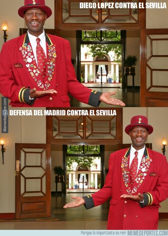 289230 - Mi casa es tu casa. Diego y la defensa del Madrid contra el Sevilla