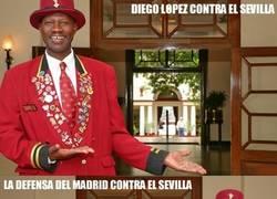 Enlace a Mi casa es tu casa. Diego y la defensa del Madrid contra el Sevilla