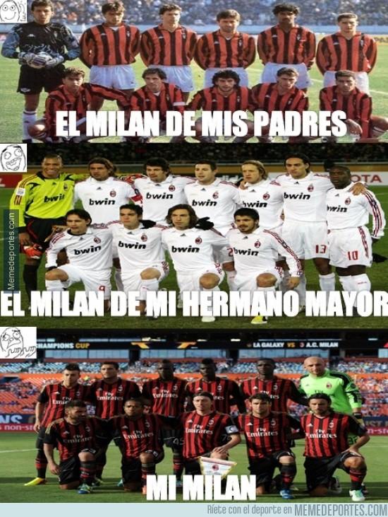289812 - Y... ¿Qué ha pasado con el Milan?