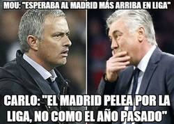 Enlace a El zasca de Ancelotti a Mou