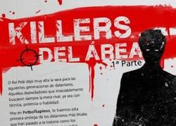 Enlace a INFOGRAFÍA: Los killers del área, ¿con cuál te quedas?