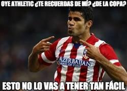 Enlace a Diego Costa no se rinde tan rápido y empata en San Mamés