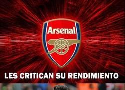 Enlace a Después de todo, lo del Arsenal es comprensible