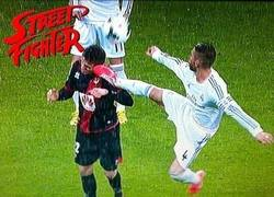 Enlace a Street Fighter Ramos