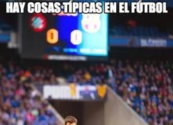 Enlace a La mirada de Messi al chutar penaltis