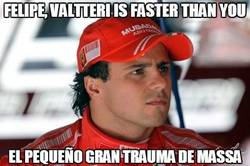 Enlace a Felipe, Valtteri is faster than you