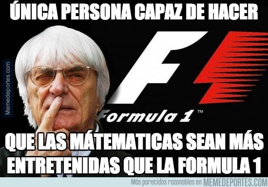 291010 - Gracias Bernie, la F1 es infumable