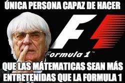 Enlace a Gracias Bernie, la F1 es infumable