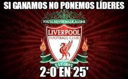 Enlace a El Liverpool no se está con tonterías