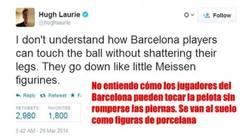 Enlace a El 'Dr. House' se burla del Barça
