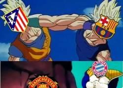 Enlace a La Champions se presenta así. ¿Cómo terminará?