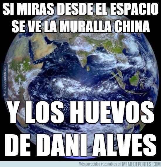 291518 - Si miras desde el espacio se ve la Muralla China