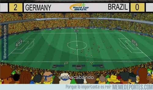 291609 - ¿Adivinarán los Simpsons la final del Mundial? [Último episodio]