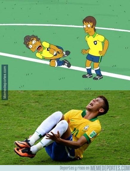 291700 - Neymar en el último capítulo de Los Simpson
