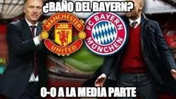 Enlace a ¿Baño del Bayern?