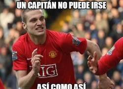 Enlace a ¡Vidic adelanta al Manchester United!