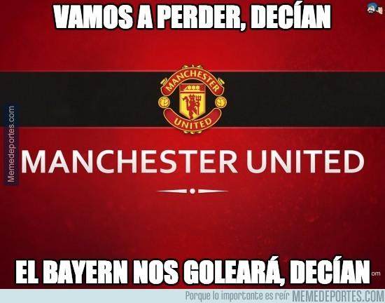 291983 - Nunca des por muerto a un grande como el Manchester United