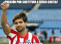 Enlace a ¿Presión por sustituir a Diego Costa?