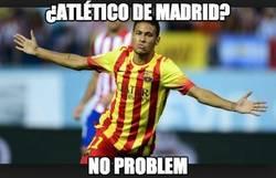 Enlace a En 4 partidos, Neymar es el único que le ha marcado al Atlético