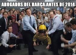 Enlace a Servicios jurídicos del Barça, tendrán que ponerse serios