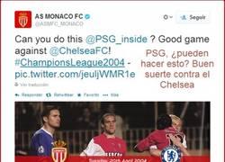 Enlace a El Monaco también vacilando al PSG