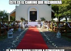 Enlace a El camino del Real Madrid a semifinales