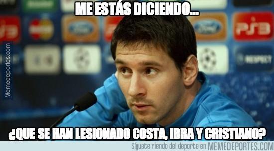 292693 - Messi, te has quedado solo en pie
