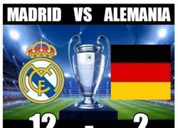 Enlace a Champions 2014 Real Madrid vs. Alemanes