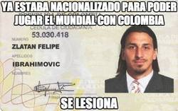 Enlace a Qué mala suerte estos colombianos con las lesiones