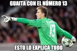 Enlace a Vicente Guaita con el número 13