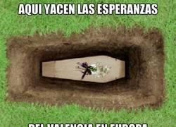 Enlace a Un minuto de silencio por el Valencia