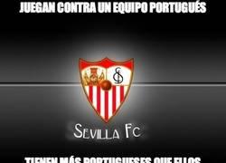 Enlace a En el Oporto - Sevilla