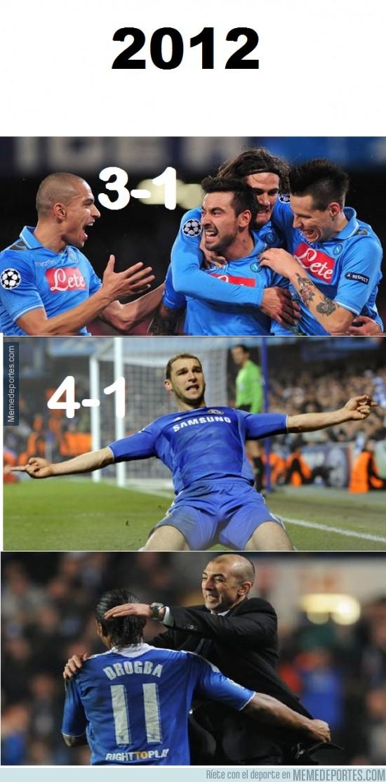 293231 - ¿Repetirá la hazaña el Chelsea?