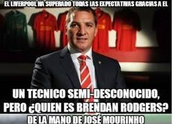 Enlace a ¿Quién es Brendan Rodgers?
