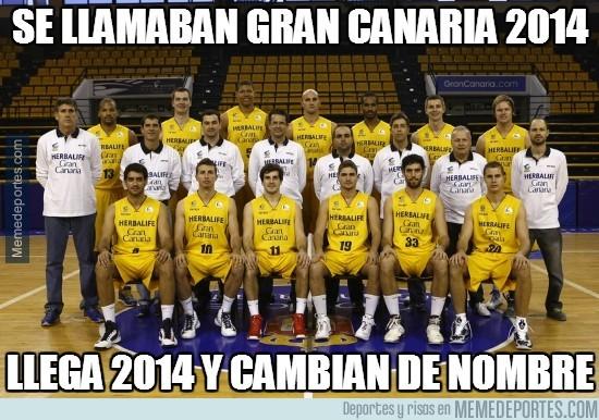 293438 - Se llamaban Gran Canaria 2014