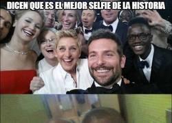Enlace a ¿El mejor selfie de la historia?