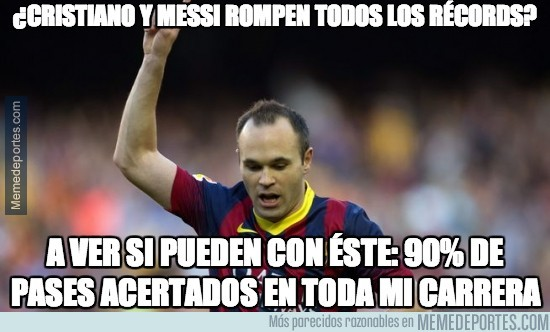 293529 - ¿Cristiano y Messi rompen con todos los récords?