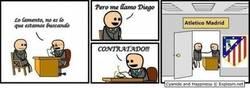 Enlace a Al Atleti y su afán por contratar Diegos