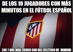 Enlace a De los 10 jugadores con más minutos en el fútbol español