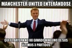 Enlace a El Manchester united pilla al Bayern en su peor momento