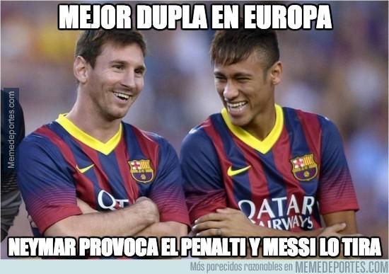 293930 - La dupla Messi-Neymar y su estrategia