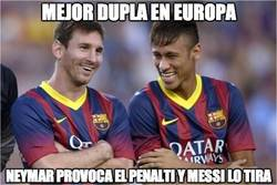 Enlace a La dupla Messi-Neymar y su estrategia